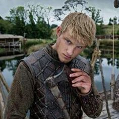Lagertha's son, Bjorn this season