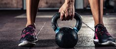 Skip your typical swing and try these seven creative kettlebell exercises. They each challenge your muscles in new ways to get you head-to-toe toned.