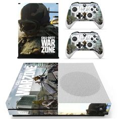 War Zone Xbox one S Skin | Xbox one S skin – Console skins world Console Styling, Xbox One S, Mini Bike, Games To Play, Personal Style, Darth Vader, War, Minibike, Console Table Styling
