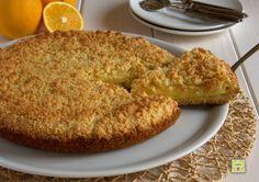 Sbriciolata con crema di arance, ricetta facile e deliziosa: un guscio croccante col cuore di delicata crema all'arancia