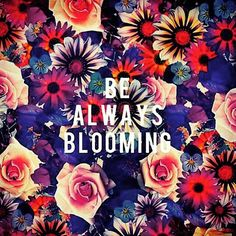 """""""• Be always blooming!  Happy Wednesday! ❤️ ❤️❤️❤️❤️❤️❤️❤️ •••••••••••••••••••••••••••••••••••••••••••••••••••••• #fitfamuk #motivation #fitspiration #inspiration #feelgood #quote  #instaquote #happy #instagood #ukfitfam #instahappy #happywednesday #instalike #flowers #blooming #instamood #quoteoftheday"""" Photo taken by @naturally_emma on Instagram, pinned via the InstaPin iOS App! http://www.instapinapp.com (04/29/2015)"""