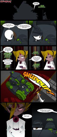 Tanks and Roses - SNAFU Comics