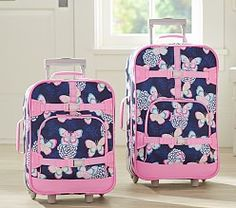 Kids Luggage Sets & Kids Overnight Bags   Pottery Barn Kids