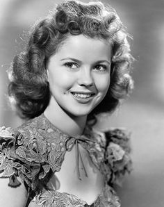 Shirley Temple in 1944...I love this because you rarely see pics of her at this age. They are either very young or as an adult