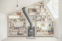 Great Walls of Storage: 11 Clever Architectural Organization Solutions - Architizer