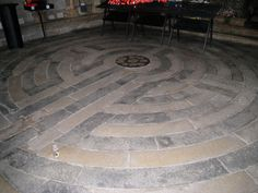 Labyrinth, Cathedral of Bayeux: