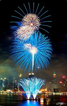 You light up my life ~ Macy's 4th of July Fireworks Show NYC