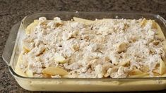 Craving some cake, but still hungry for pie? This fruity dessert combines the best of both worlds, with apple-pie goodness blended into a moist sheet cake. Apple Desserts, Apple Recipes, Cake Recipes, Dessert Recipes, Mini Cakes, Cupcake Cakes, Apple Pie Cake, Apple Cakes, Cake Mix Ingredients