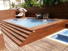 בניית בריכה שחייה ביתית בהרצליה - שמיים בריכות שחיה