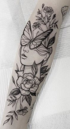 75 Photos of Female Tattoos on the Arm - Pictures and Tattoos ideen arm tattoo feminina - ta Tattoo Men Small, Leg Tattoo Men, Arm Tattoos For Women, Small Tattoos, Tattoos For Guys, Female Arm Tattoos, Tattoos For Females, Guy Arm Tattoos, Female Tattoo Sleeve