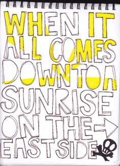 Coffee Shop Soundtrack -All Time Low