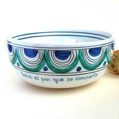 Pottery Bowls, Ceramic Bowls, Nautical Flags, Beautiful Soup, Vegetable Bowl, Ceramic Painting, Decorative Bowls, Cactus, Arts And Crafts