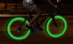 LED Bicycle Tire Valve Cap