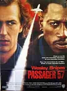 Passenger 57 (1992) Poster