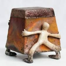 Image result for hand built abstract ceramics