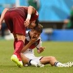 THOMAS MULLER SCORED HAT TRICK AS GERMANY CRUSHED PORTUGAL: In Salvador at Arena Fonte Nova, Thomas Muller scored the first hat trick of FIFA World Cup 2014