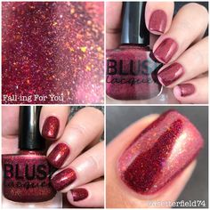 Blush Lacquers - Fall-ing for You