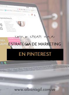 Algunos consejos para que puedas crear una estrategia de marketing que sea efectiva en Pinterest