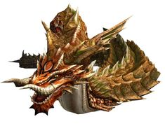 Raviente - Monster Hunter Frontier