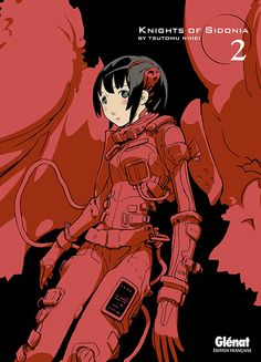 knights of sidonia | Manga - Manhwa - Knights of Sidonia Vol.2
