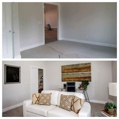 Another incredible Staging Furniture before and after!