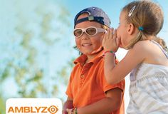 FDA approves Amblyz electronic occluder eye glasses