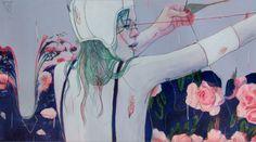 New Works by Alexandra Levasseur.