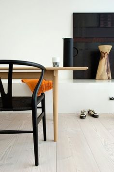 design classic wishbone chair