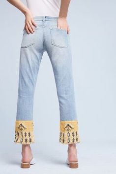 Shop the Pilcro Hyphen Mid-Rise Boyfriend Jeans and more Anthropologie at Anthropologie today. Read customer reviews, discover product details and more.