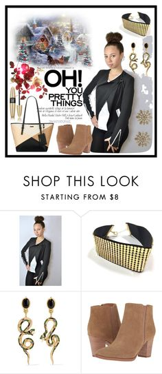 """Dash Posh Boutique"" by aazraa ❤ liked on Polyvore featuring Diego Percossi Papi, Franco Sarto, Nine West and Victoria's Secret"