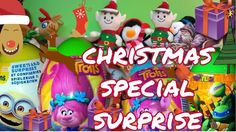 CHRISTMAS SPECIAL SURPRISE EGGS UNBOXING WITH ELF AND RUDOLF THE REINDEER
