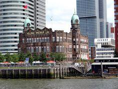 Hotel New York Rotterdam   Flickr - Photo Sharing!