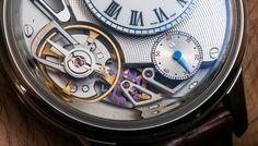 Maurice Lacroix Masterpiece Gravity Watch Hands-On #PrestigeGallery #SamCenter #MauriceLacroixIran