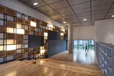 Gallery of The Second Headquarters of DAEGU BANK / JUNGLIM Architecture - 7