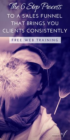 Are you a coach that's ready to set up a sales funnel to bring in clients consistently?  Go from frazzled to freedom with an automated funnel.  Sign up for the free web training. Just click through or go to http://wishfunnels.com/free-workshop/