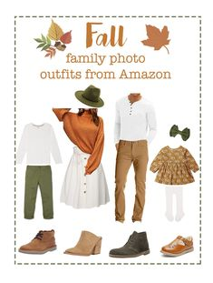 Fall Family Picture Outfits, Fall Photo Shoot Outfits, Family Photos What To Wear, Fall Family Pictures, Fall Photos, Fall Outfits, Family Pics, Orange Outfits, Fall Family Portraits