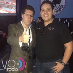 Escucha la entrevista con Grillo MCBrian de la compañía de teatro a través de http://www.univo.edu.mx/web/radio/ #SomosVORadio