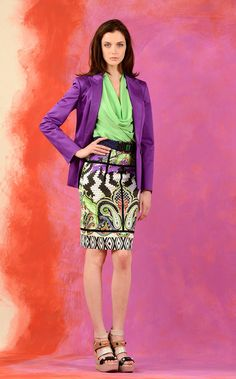 Etro Spring 2016 Ready-to-Wear Collection - Vogue