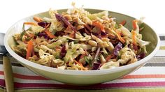 Japanese Salad Recipes Cabbage is Among the Favorite Salad Recipes Of Several Persons Across the World. Besides Easy to Produce and Excellent Taste, This Japanese Salad Recipes Cabbage Also Healthy Indeed. Cabbage Salad Recipes, Slaw Recipes, Chicken Salad Recipes, Ramen Recipes, Recipies, Yummy Recipes, Dinner Recipes, Chinese Noodle Salads, Chinese Cabbage Salad