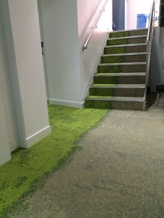 Near far carpet tile planks by interface installation for Interior design services near me