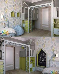 88 отметок «Нравится», 2 комментариев — Kids room design! (@thebestkidsrooms) в Instagram: «#kidsroom #kidsrooms #kidsdecor #kidsroomdecor #kidsinterior #kidsdesign#childrensroom #baby…»