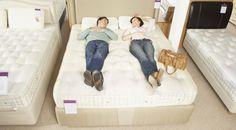 Кровать: правильный выбор — залог крепкого сна!