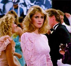 Discover & share this Kristy Swanson GIF with everyone you know. GIPHY is how you search, share, discover, and create GIFs. Kristy Swanson, Jon Cryer, Pretty In Pink, Movie Tv, Nostalgia, Memories, Fashion, Memoirs, Moda