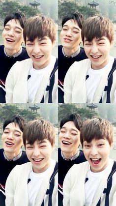 Xiuchen | Kim Minseok (Xiumin) & Kim Jongdae (Chen) | EXO