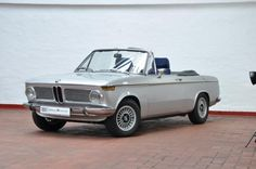 BMW 1602 Cabriolet