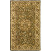 Found it at Wayfair - Heritage Green/Taupe Area Rug