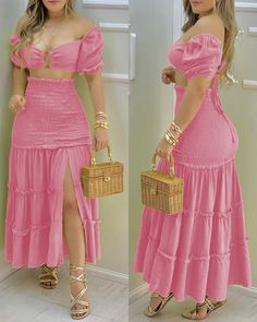 Fancy Dress Short, Short Dresses, Chic Type, Flattering Outfits, Dress Outfits, Fashion Outfits, Looks Chic, Girls Wardrobe, Classy Dress