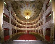 Teatro Caio Melisso - a wonderful hidden gem just by the Duomo.