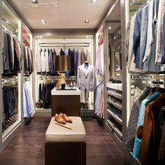 Closet Organization: Part Two - Design Chic - so beautifully organized