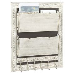 I pinned this Ninette Wall Letter Holder from the La Belle Boutique event at Joss and Main!